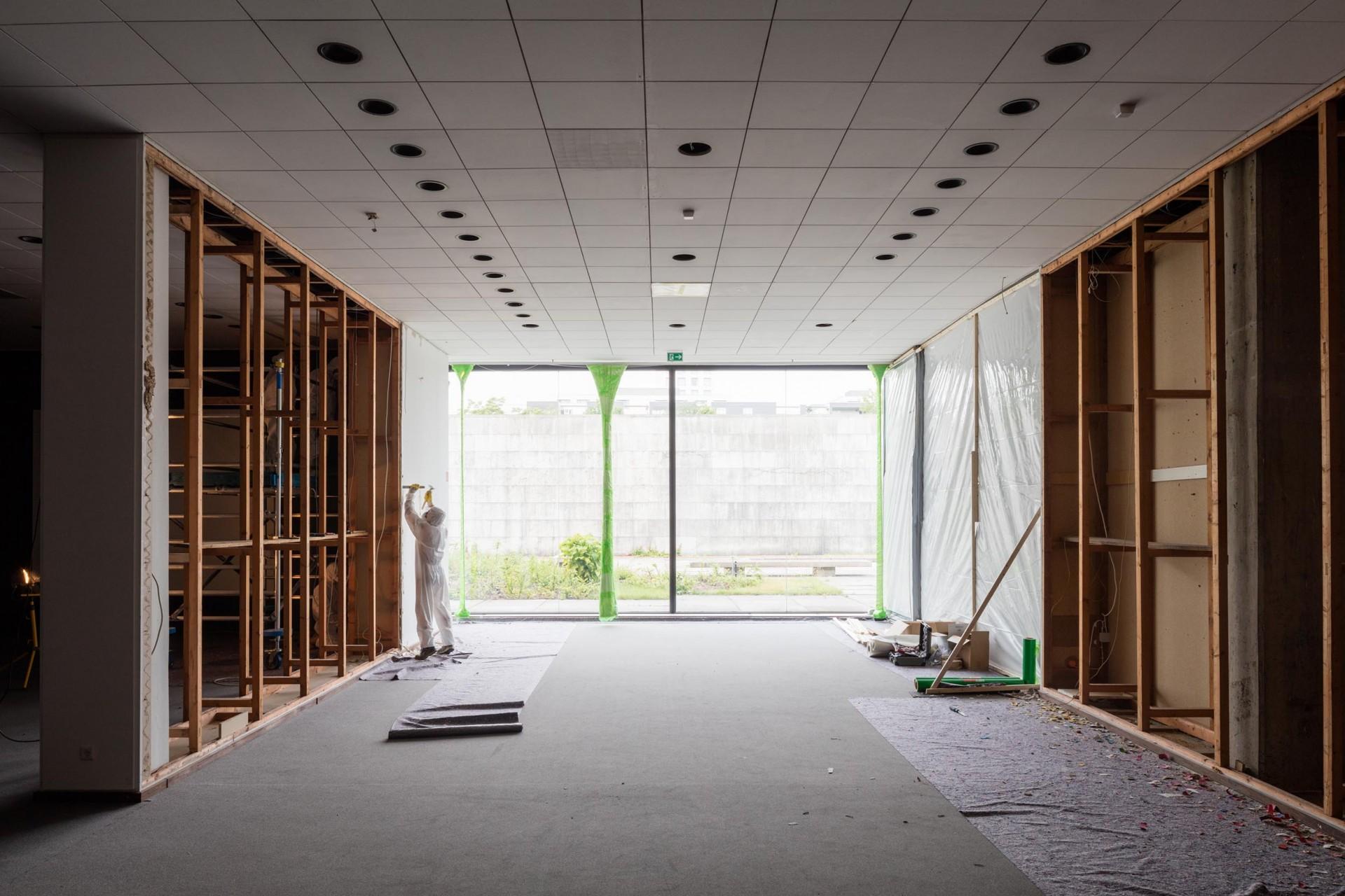 Thomas Bruns Fotografie Neue Nationalgalerie