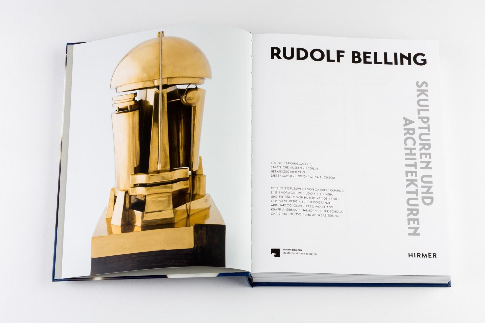 Thomas Bruns Fotografie Rudolf Belling